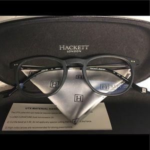 Hackett bespoke eyeglasses